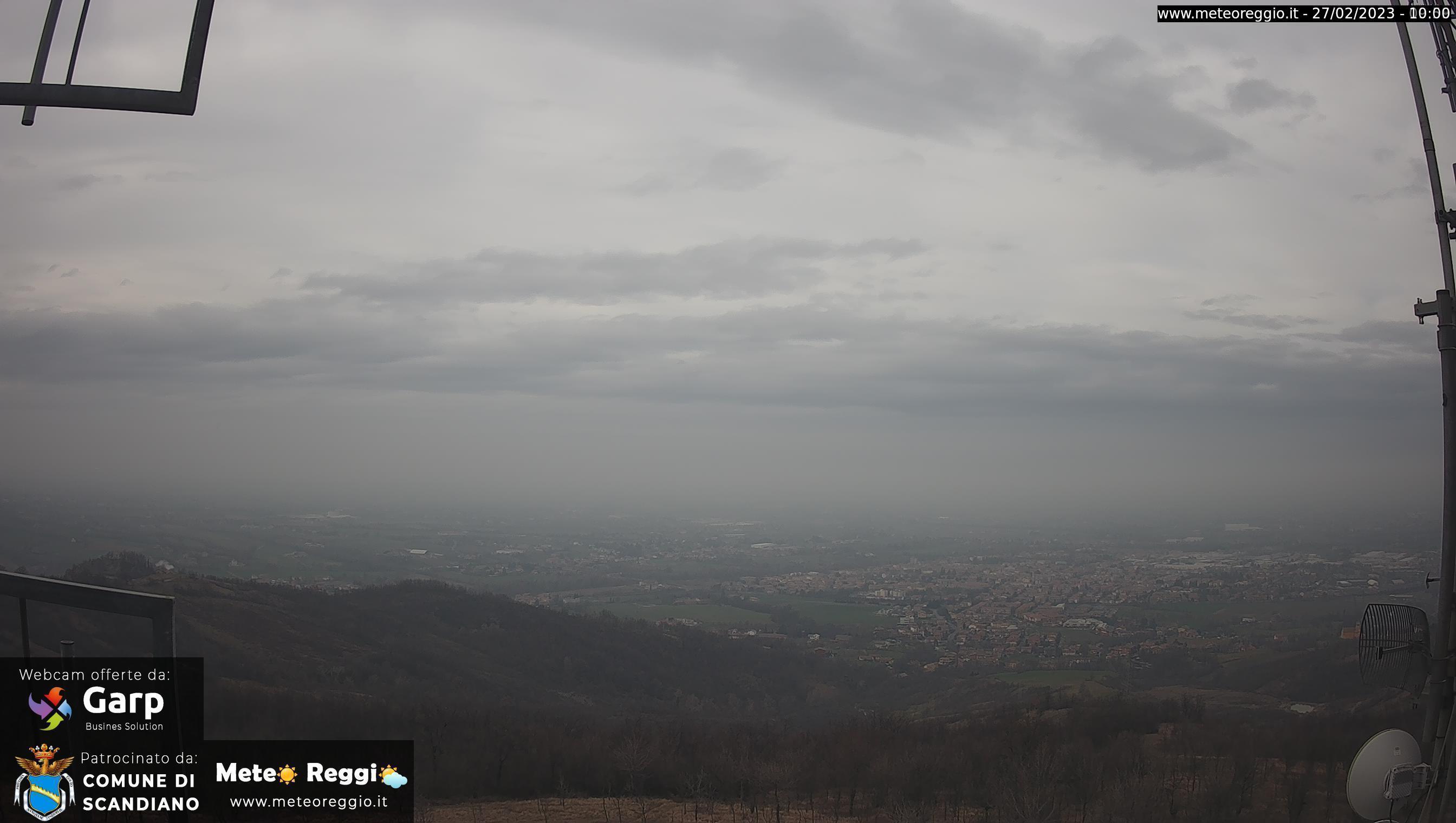 Meteo Reggio | Le Webcam Panoramiche di Reggio Emilia