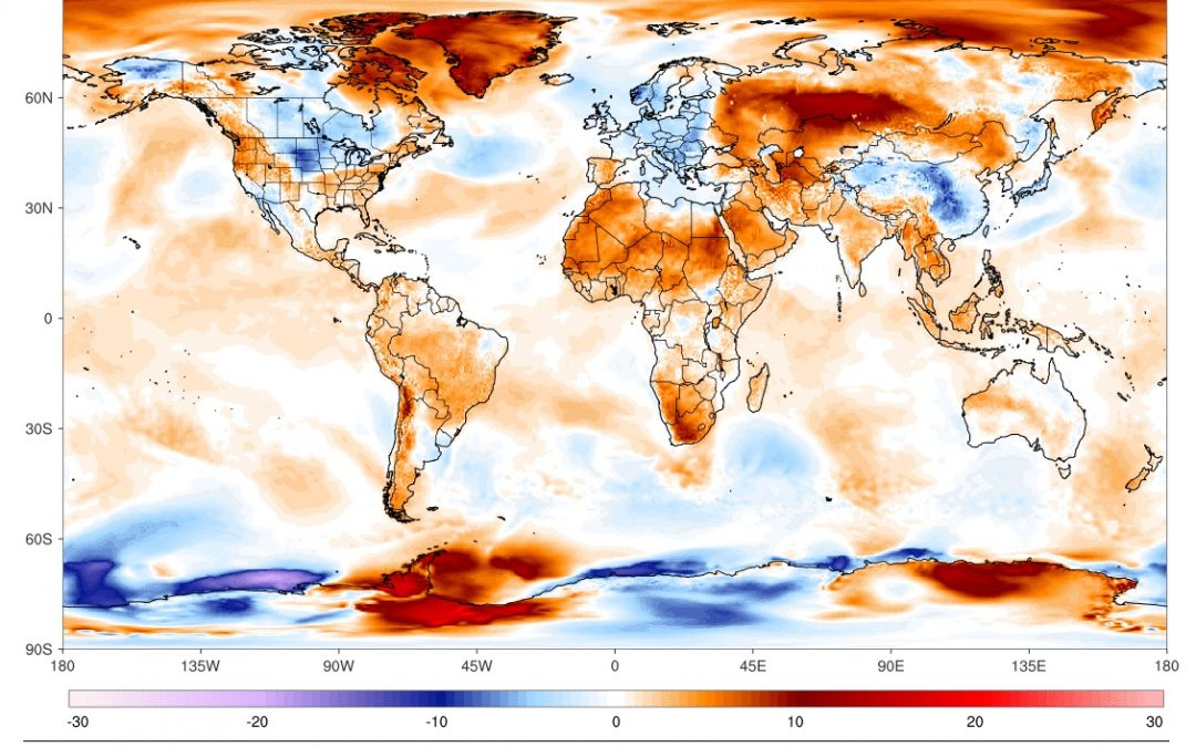 Raffreddamento locale VS Riscaldamento globale