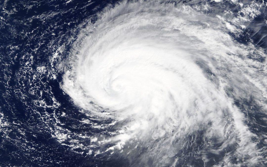 L'uragano dei record