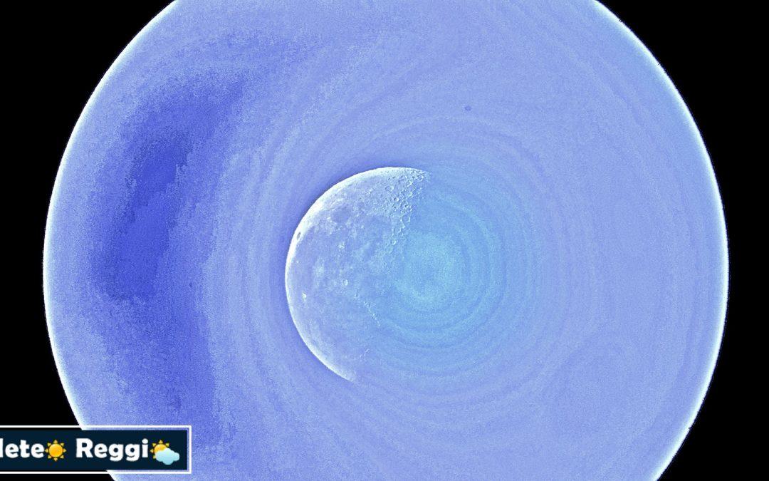 Il 31 ottobre arriva la Luna blu